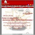 Site réalisé en 2003 pour la Chambre de commerce et d'Industrie de Perpignan. L'idée était de présenter l'association via des fiches contenant diverses informations sur ses membres. (design et développement […]